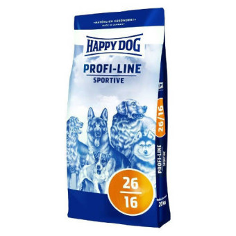 Harga Happy Dog Profi-Line Sportive 26/16 - 20 kg