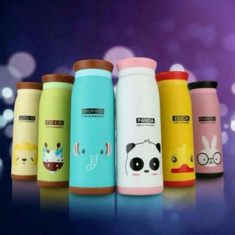 Harga Termos Animal Series 500ML - Lion