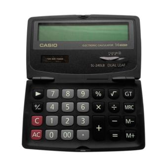 Harga Casio Kakulator Pocket SL-240LB