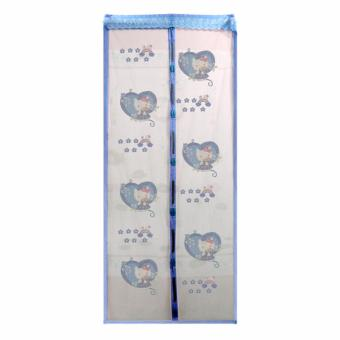 Harga Generic - Tirai hello kitty - blue