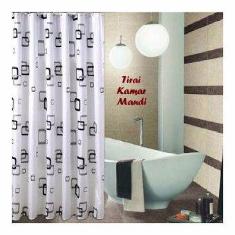tirai kamar mandi