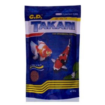 CP Petfood Takari Fish Food 2mm Mix 2pcs - 250gr