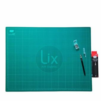 Harga Cutting Mat A2 + Pen Cutter