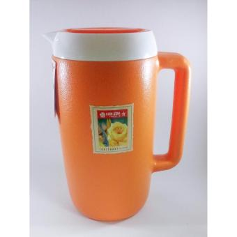 Harga Lion Star Eskan Thermos Hot&Cold 1,7 Liter - Orange