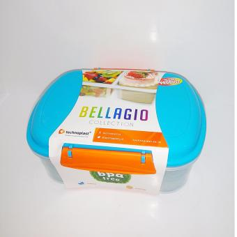 Harga Bellagio Lunch Box oval medium Sealware