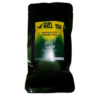 Harga AnekaTeh Green Tea Teh hijau Well Tea