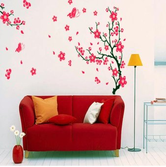 Wall Sticker Stiker Dinding XY1123 Colorful