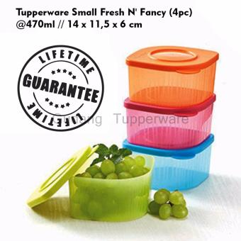 Harga Tupperware Small Fresh N' Fancy (4pcs)