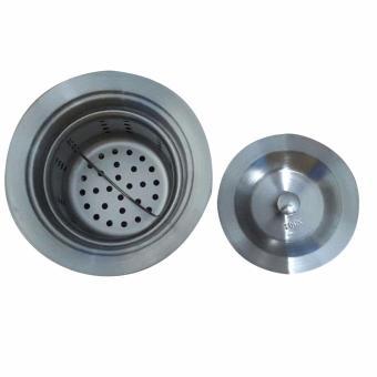 Bak Cuci Piring Bolzano 6045 - Stainless Steel - 3 .