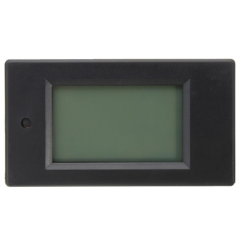 20 Amp AC Daya LED Digital Panel Meter Power Monitor Energi Pengukur Tegangan .