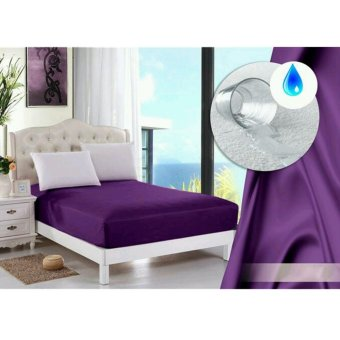 Harga Alona Ellenov Sprei Waterproof Anti Air Warna Ungu