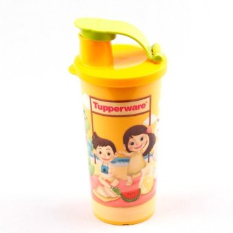 Harga Tupperware Fancy Tumbler Kuning