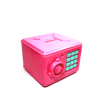Harga TokoKadoUnik Mini Money Safe pink