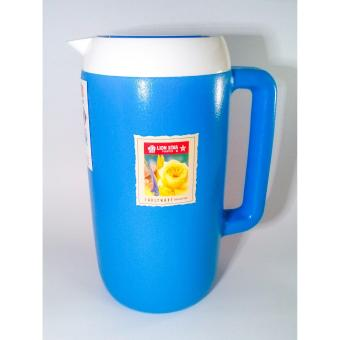 Harga Lion Star Thermos Hot & Cold 1,7 Liter - Biru