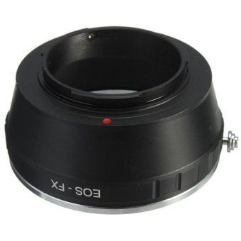 Harga Camera Adapter Mount- All Canon EOS EF /EF-S Mount Lens to Fujifilm X-Pro1 FX