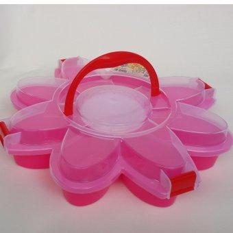 BonBon Tempat Kue Toples Marguerite Tray Set ...