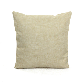 ... The Beatles Rock Classic Song Pillow Case Cotton Linen Cushion Cover Collect Intl NEW