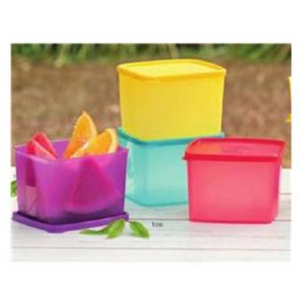 Harga Tupperware Medium Square Round (4)