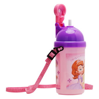 Harga Disney Junior Sofia The First Water Bottle Pink
