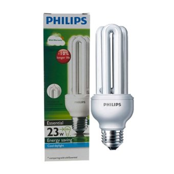 Harga Philips Lampu Essential 23W Philips COOLDAYLIGHT