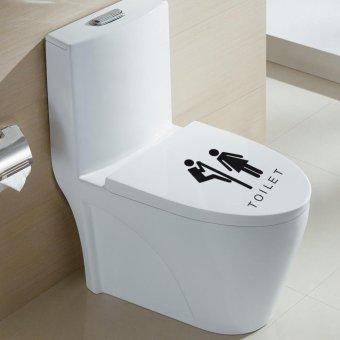 Sajak Lucu Toilet Duduk Dibetulkan Wall Sticker Vinil Mandi Yang Source · Harga Yika Pohon Kucing