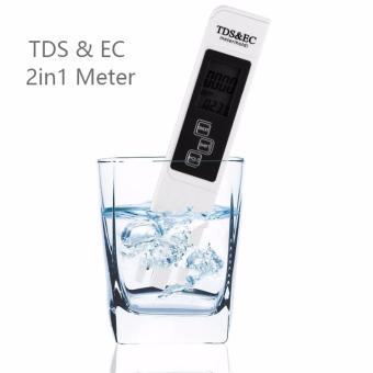 akuarium kolam pena Monitor LCD . Source · Digital TDS EC Meter Kualitas .