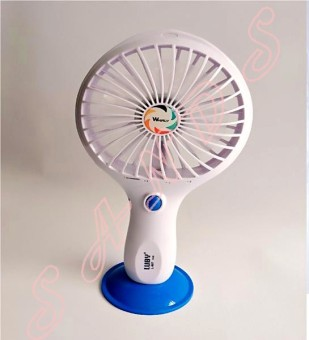 Harga Luby Kipas Angin Emergency Fan Portable