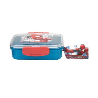 Harga Marvel Spider-Man Lunch Box 750 mL