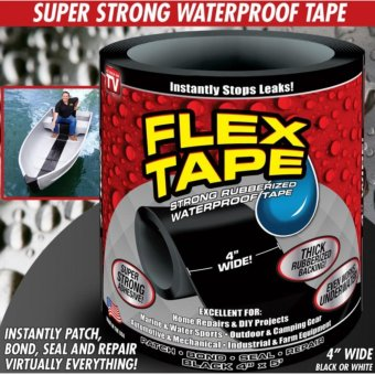 Harga Flex Tape Water Pipe Leak Proof Tape - intl