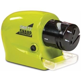 Harga Pengasah Pisau Electrik Otomatis As Seen On TV Swifty Sharp Electric Sharpener
