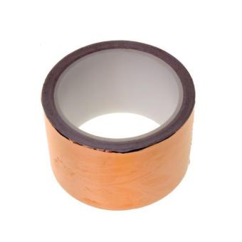 Harga BolehDeals Pro Single Conductive Self Adhesive EMI Copper Foil Shielding Tape 6CM*10M -