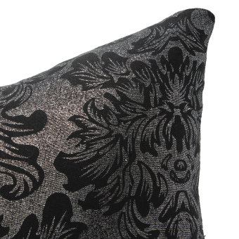 Black and White Porcelain Pattern Home Decor Sofa Throw Pillow Case Cover Style4 - 2