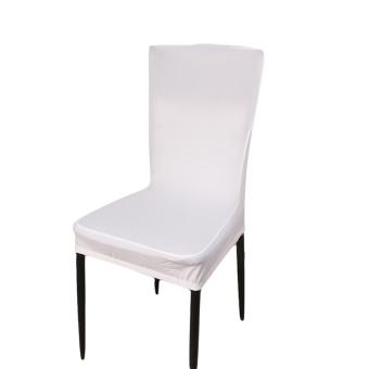 Harga Yingwei Solid Dining Chair Covers for Weddings Chair Covers