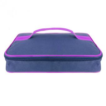 Harga Hanna Tas Lunch Box - Lunch Bag - 27x18x6 cm - Biru