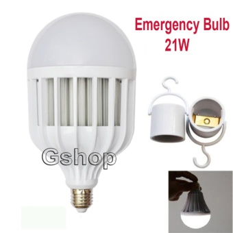 Harga LED Autolamps Bohlam Emergency 21Watt + Hook