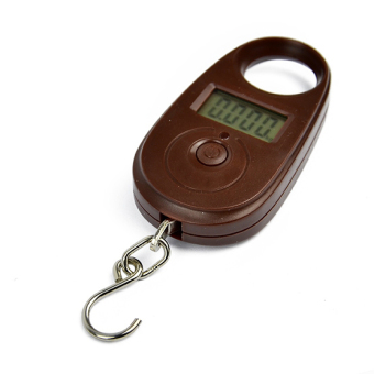 Harga 25kg/5g LCD Electronic Digital Mini Portable Palm Electronic Scales Kitchen Weigt - Intl