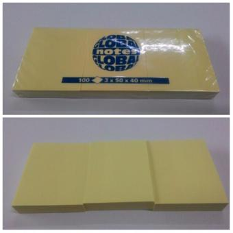 Harga promoplus - Sticky note (Post It) Yellow