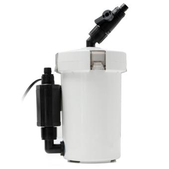 Harga HW-603B(L) 6W External Canister Filter Table Top Aquarium Fish Tank 400L/h 220V - intl