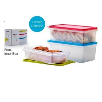Harga Tupperware Stak N' Stor Set 3pcs