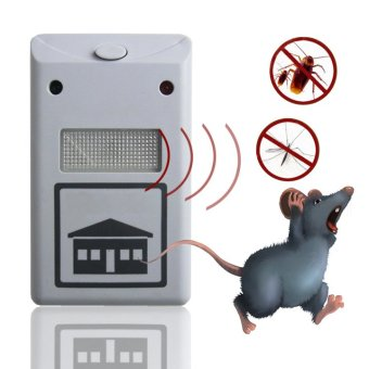 Harga Riddex Plus Electronic Pest Rodent Repeller White