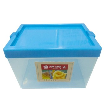 Harga Lion Star FX-10 Salon Box - Biru
