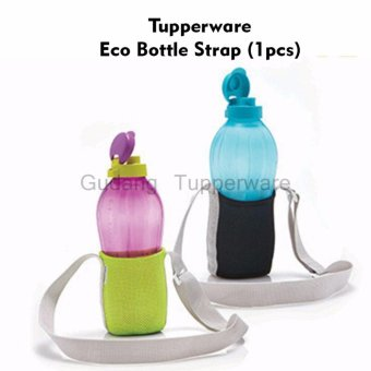 Harga Tupperware Eco Bottle Strap (1pcs) - Hitam