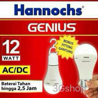 harga lampu bohlam led