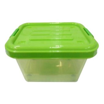 Harga Lion Star JX-8 Mini Container 01 - Hijau
