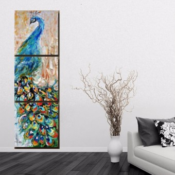 HD Canvas Print Home Decor Wall Art Painting Picture - Peacock - intl