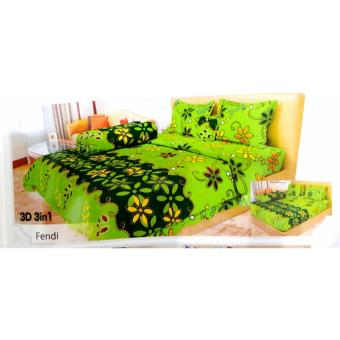 Harga Sprei Lady Rose 160x200 Fendi