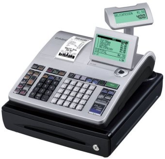 Harga Casio Cash Register SE-S400