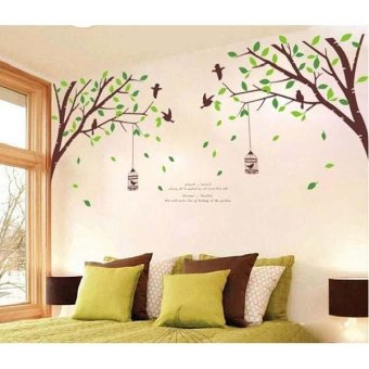 Wall sticker Stiker Dinding AY205 - Multicolor