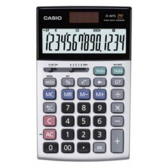 Harga Casio Calculator JS 40 TS