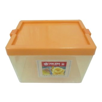 Harga Lion Star FX-10 Salon Box - Orange